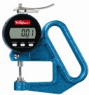 KAFER Digital Thickness Gauge JD 200 TOP with Lifting Device - Reading: 0.01 mm -Depth of Jaw: 200 mm